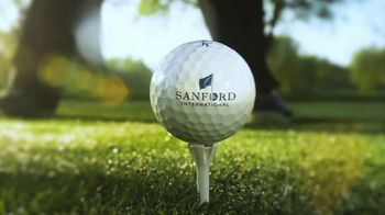Sanford Health TV Commercial, '2018 Sanford International' Featuring Andy  North - Video