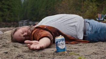 Busch Beer TV Commercial, 'Bear: Cold Activated Cans' - iSpot tv