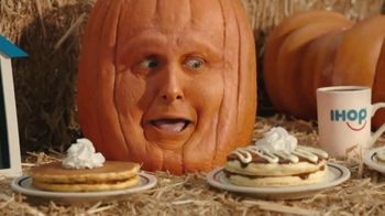 Ihop Halloween Pumpkin Commercials 2020 IHOP Fall Pancakes TV Commercial, 'Pumpkin'   iSpot.tv