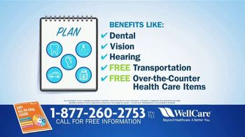 WellCare Medicare Advantage Plan TV Commercial, 'Open