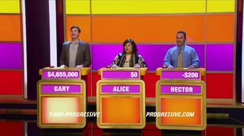 Progressive Tv Commercial Game Show Gary Ispot Tv