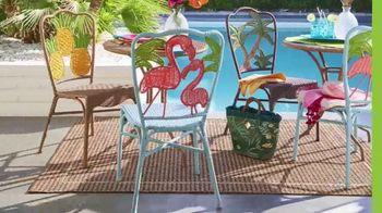 ... Pier 1 Imports Indoor U0026 Outdoor Furniture Sale TV Spot, ...
