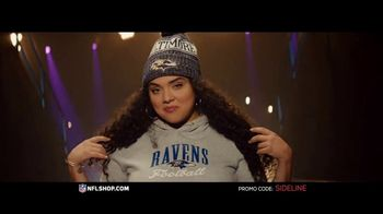 timeless design 8b353 fb3a5 NFL Shop TV Commercial, 'Ravens and Steelers Fans' - Video