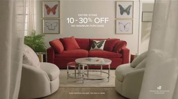 American Signature Furniture 4th of July Sale TV Commercial ...