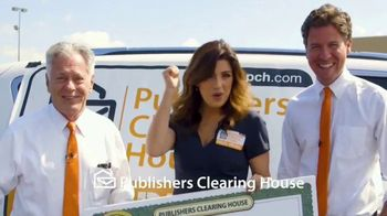Publishers Clearing House TV Commercial, 'Real Winners: Cedric