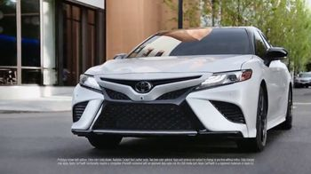 Toyota Camry Commercial Song >> 2019 Toyota Camry Tv Commercial Dear Coffee T2 Ispot Tv