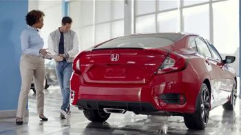 Honda Christmas Commercial 2019 2019 Honda Civic TV Commercial, 'A Car to Match Your Style' [T2