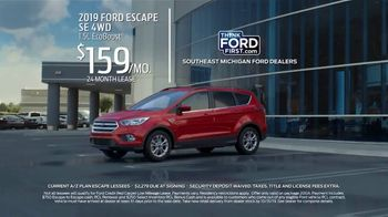 Ford Z Plan >> 2019 Ford Escape Tv Commercial Current A Z Plan Lessees T2 Video