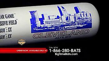 Big Time Bats TV Commercial, 'Cleveland Indians' - iSpot tv