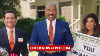 Publishers Clearing House TV Commercial, '5,000 a Week for Life