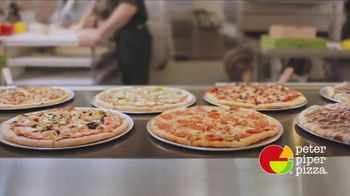 Peter Piper Pizza Tv Commercial Weekday Lunch Buffet Ispot Tv