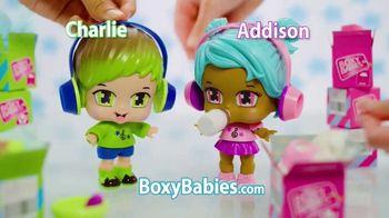 Boxy Babies Triplets