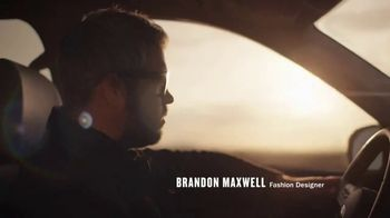 Maxwell Tour 2020 2020 Kia Telluride TV Commercial, 'The Return: Brandon Maxwell