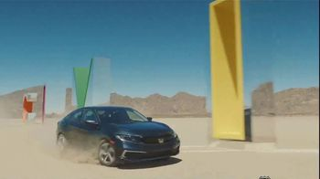 Honda Civic Commercial >> 2019 Honda Civic Lx Tv Commercial The Road Before You T2 Ispot Tv
