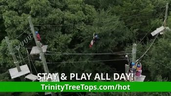 Trinity Forest Adventure Park Tv Commercial Stay Play Ispot Tv