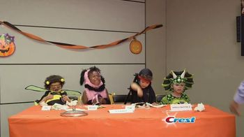 Crest Commercial 2020 Halloween Crest TV Commercial, 'Halloween Treats Gone Wrong'   iSpot.tv