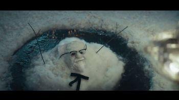 Kfc Christmas Commercial 2021 Caroling Kfc 20 Fill Up Tv Commercial Holidays Colonel Snowman Ispot Tv