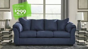 Ashley HomeStore TV Commercial, \'Biggest Sale Ever\' - iSpot.tv