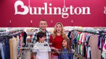 Burlington TV Spot, 'La Familia Alemán' [Spanish]