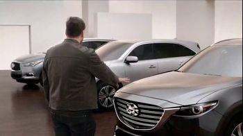 Mazda Driver's Choice Event TV Spot, 'Driving Matters: 2017 Premium SUVs' - Thumbnail 4