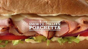 Arby's Smoked Italian Porchetta TV Spot, 'A Present You Give to Yourself'