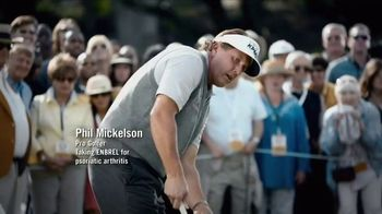 Enbrel TV Spot, 'My Dad's Pain' Featuring Phil Mickelson