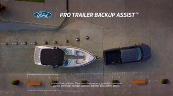 Ford Summer Sales Event TV Spot, 'Pro Trailer Backup Assist'