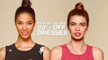 Macy's One Day Sale TV Spot, 'Dresses, Suits and Kids Clothes'