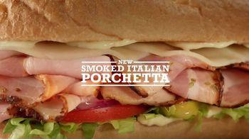 Arby's Smoked Italian Porchetta TV Spot, 'Italian Art'