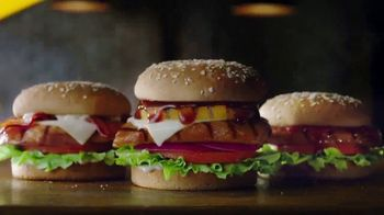 Carl's Jr. Charbroiled Chicken Sandwiches TV Spot, 'Provin' People Wrong'