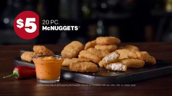 McDonald's Sriracha Mac Sauce TV Spot, 'Take Things Up' - Thumbnail 5
