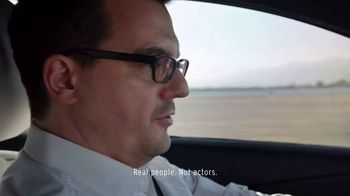 Mazda Driver's Choice Event TV Spot, 'Driving Matters: 2017 Premium Sedans' - Thumbnail 3