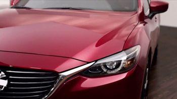Mazda Driver's Choice Event TV Spot, 'Driving Matters: 2017 Premium Sedans' - Thumbnail 5