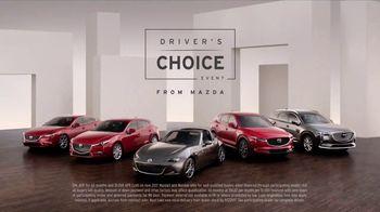Mazda Driver's Choice Event TV Spot, 'Driving Matters: 2017 Premium Sedans' - Thumbnail 8