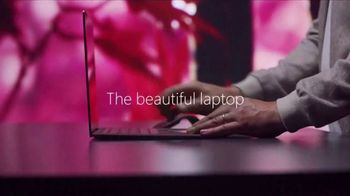 Microsoft Surface Laptop TV Spot, \'Powerfully Beautiful\'