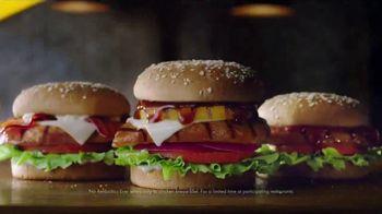 Carl's Jr. Charbroiled Chicken Sandwiches TV Spot, 'Defies Death' - Thumbnail 8