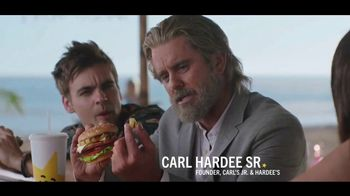 Carl's Jr. Charbroiled Chicken Sandwiches TV Spot, 'Defies Death'