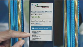 Quicken Loans Rocket Mortgage TV Spot, 'Andre Is Confident' - Thumbnail 6