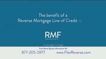 Reverse Mortgage Funding TV Spot, 'Discover the Benefits'