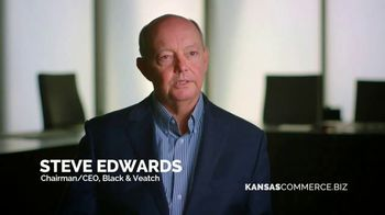Kansas Department of Commerce TV Spot, 'Black & Veatch: Come Home'