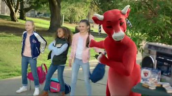 The Laughing Cow Cheese Dippers TV Spot 'Dance' Song by Marc Williams