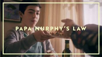 Papa Murphy's BBQ Chicken Pizza TV Spot, 'Law of Nice Try'