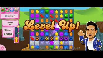 Candy Crush Saga TV Spot, 'Level Up' Song by Björk - 924 commercial airings