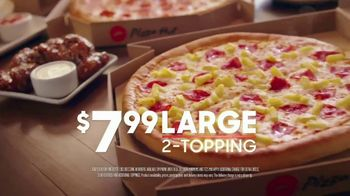 Pizza Hut $7.99 2-Topping Pizza TV Spot, \'However You Want\'