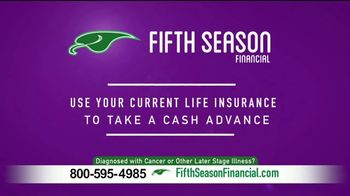 Fifth Season Financial TV Spot, 'Cash Advance'