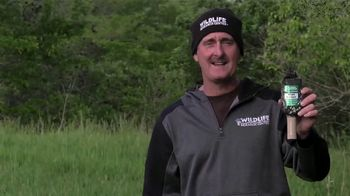 Wildlife Research Center TV Spot, 'Scrape Hunting' Featuring Don Kisky