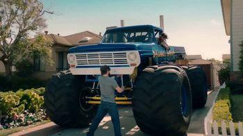 Booking.com TV Spot, 'Monster Truck'