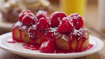 IHOP French-Toasted Donuts TV Spot, 'The Eyebrows Say It All' - Thumbnail 3