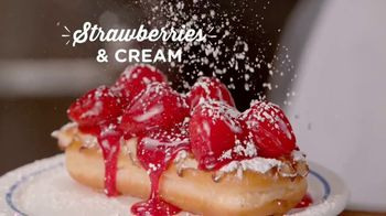 IHOP French-Toasted Donuts TV Spot, 'The Eyebrows Say It All' - Thumbnail 5