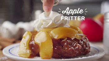 IHOP French-Toasted Donuts TV Spot, 'The Eyebrows Say It All' - Thumbnail 7